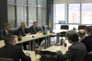 Members of the Joint Commission for Defense and Security Visited SIPA