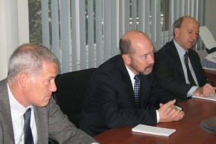 U.S. Assistant State Secretary in visit to SIPA