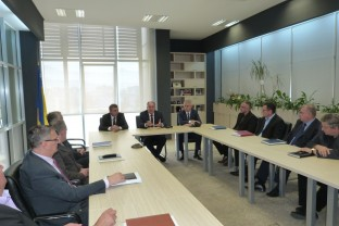 Minister of Security B&H Dragan Mektić Visited SIPA