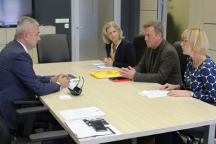 First Secretary of the Swedish Embassy in BiH and Swedish police representative visited SIPA