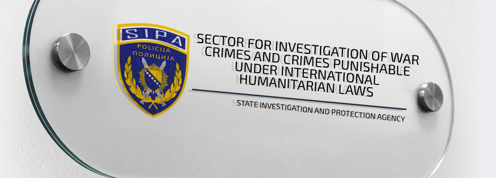 Sector for Investigation of War Crimes and Crimes Punishable under International Humanitarian Laws